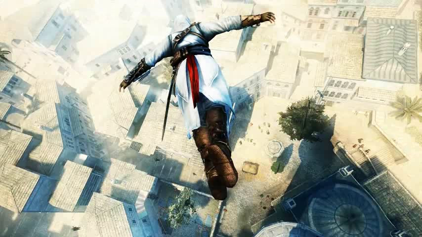 Awesome Leap Of Faith Assassins Creed Fans