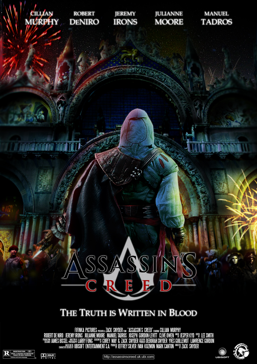 British Writer Confirmed For Assassinu2019s Creed Movie ...