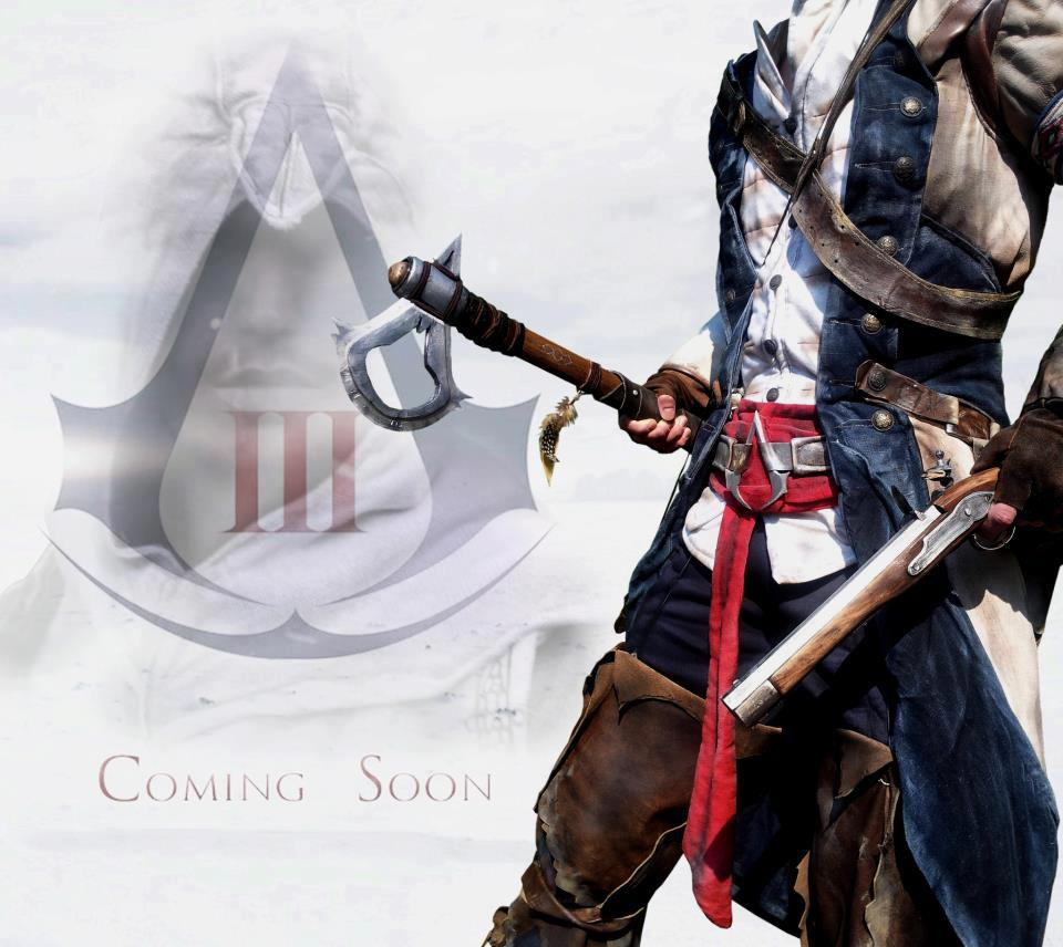 Tomahawk Assassins Creed Fans